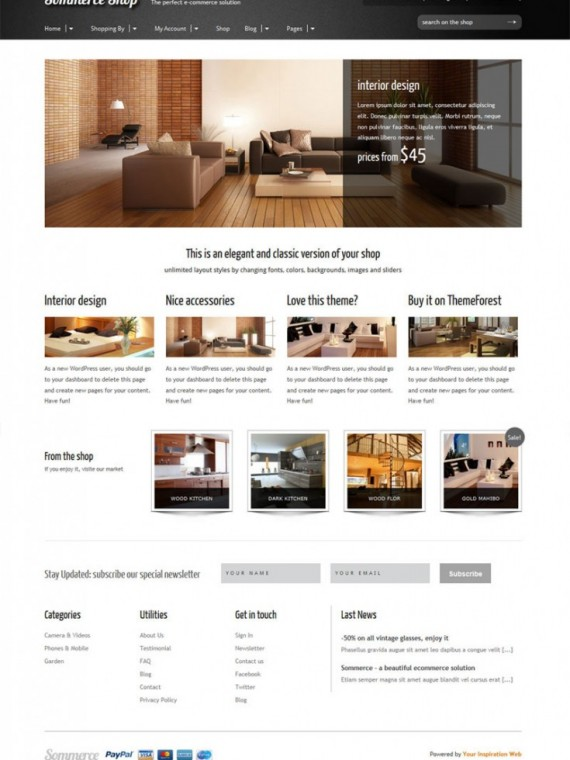 Paginas muebles online simple ofertas de hogar y muebles - Muebles online sevilla ...